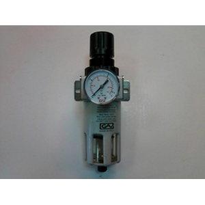 Filter-regulaator FR 200 1/2'' manomeetriga, Gav