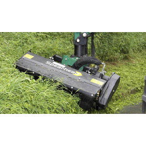 Poomniiduki tööseade Greentec, nugadega niidupea FR 122 1,2m, Spearhead