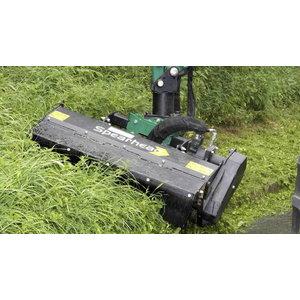 Flail head for Scorpion boom mower FR 122 1,2m, GREENTEC
