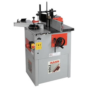 Frezavimo staklės FS160L (230V), Holzmann