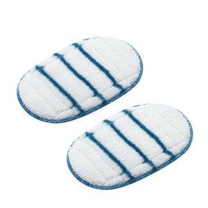SteaMitt replacement pads - 2 pcs, Black+Decker