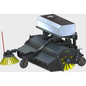 Sweeping machine FSW 2000, Pomemet