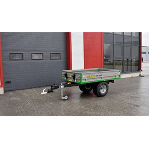 Tipping trailer  FT-1600, Foresteel