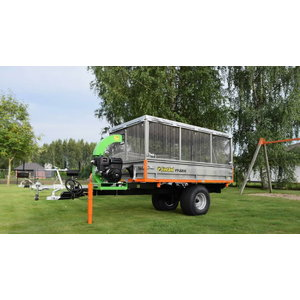 Trailer Foresteel FT-2200, Kubota