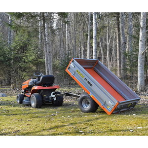 Trailer Foresteel FT-MINI, Foreststeel