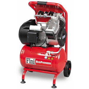 Kolbkompressor Big Pioneer/I VKM320-23050, Fini