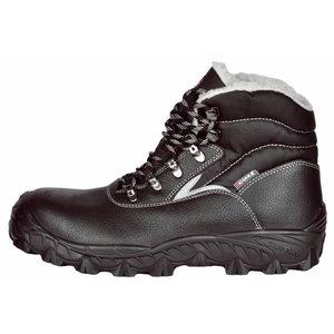 Winter safety boots  Leptev S3 CI SRC, black, 48, Cofra