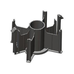 Adaptor for w.wire spool, type-F 15kg max, Binzel