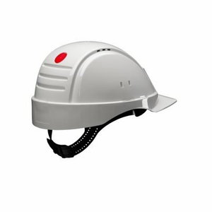 Helmet Uvicator, Dielectric 1000V, Pinlock, white G2001DUV1000V-G, 3M