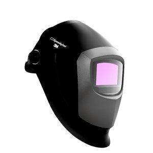 Welding helmet 9002NC complete with ADF filter, 3M