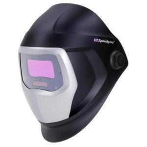 маска сварщика в комплекте Speedglas SW 9100V самозатемняющаяся DIN 5/8/9-13, SPEEDGLAS