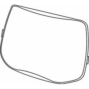 Ārējais aizsargstikls Speedglas 9100, karstumnoturīgs, Speedglas 3M