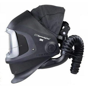 Aizsargmaska SPEEDGLAS 9100FX AIR bez ADF filtra, Speedglas 3M