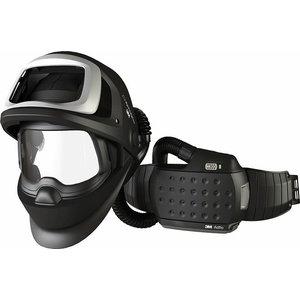 Speedglas 9100FX Air & Adflo skydelis be filtro, Speedglas 3M