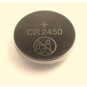 Baterija, 3V litijs G5-sērijas met. filtriem CR2450, Speedglas 3M