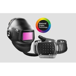 Welding helmet, G5-01Tw Filter & Adflo Papr UU00971044 G5-01 G5-01TW, Speedglas 3M