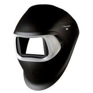Speedglas 100V Black skydelis su galvos dirželiu be filtro, Speedglas 3M