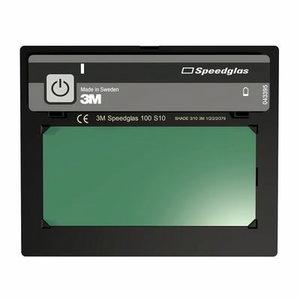 Keevitusmask Speedglas 100  ADF 100S-10 filtriga 52000193160, Speedglas 3M