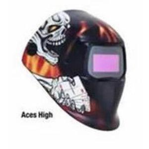 Welding mask 100V  DIn 8-12, ACES HIGH UU009329705, 3M