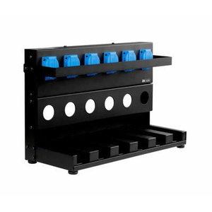 Charging desk, NiMH/Li-ion, Adflo, up to 6 batteries 52000195983, 3M