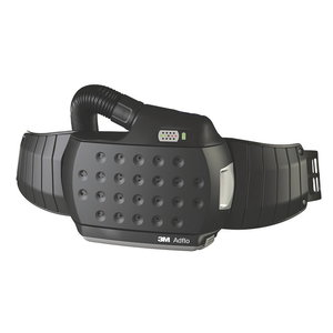 Adflo & QRS kiirkinnitusega õhuvoolik, adapter, vöö, aku, Speedglas 3M