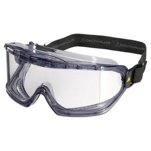 Kaitseprillid GALERAS, maskitüüpi, läbipaistev polükarbonaat, Delta Plus