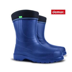 Guminiai  batai  Demar Laura, moteriški, mėlyna 37/38