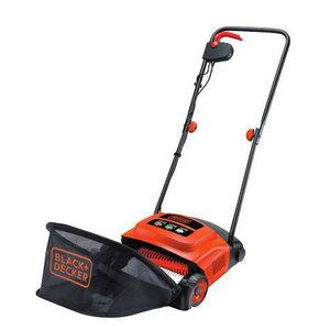Elektriskais aerators-skarifikators GD300 / 600 W, Black+Decker