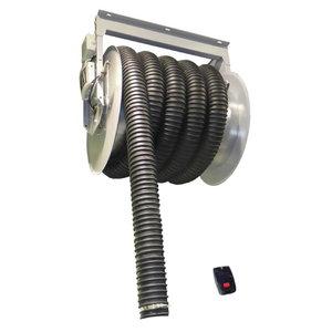 Hose reel, Electrical, for 10m d=125mm hose