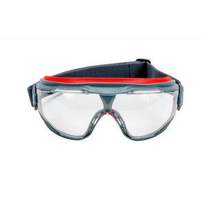 Kaitseprillid Goggle Gear 500, maskitüüpi, udukaitsega klaas, 3M