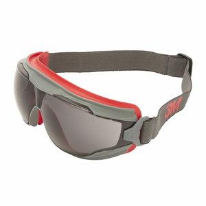 Akiniai apsauginiai Gear 500 skaidrūs, SG-AF, grey lens GG502SGAF, , 3M