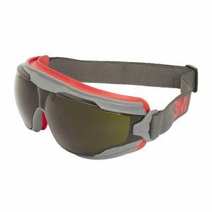 Caurspīdīgas aizsargbrilles Goggle Gear 500, SG-AF, IR5 GG55 GG550SGAF, 3M