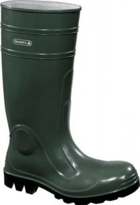 Gignac2 S5 safety rummer boots, green, 42, Delta Plus