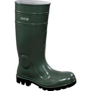 Gignac2 S5 safety rummer boots, green, Delta Plus