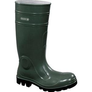 Gignac2 S5 safety rummer boots, green, Delta Plus