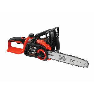 Cordless chainsaw GKC3630L20 / 36 V / 2 Ah / 30 cm, Black+Decker