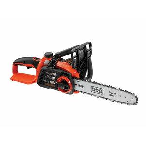 Cordless chainsaw GKC3630L20 / 36 V / 30 cm, carcass, Black+Decker