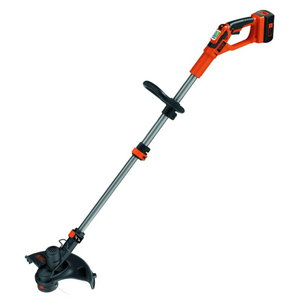 Akumulatora trimmeris GLC3630L20 / 36 V / 2 Ah / 30 cm, Black+Decker