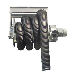 Spring driven hose reel 0,5HP 10M
