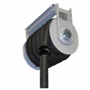 Mechanical hose reel 10m up to 200°C