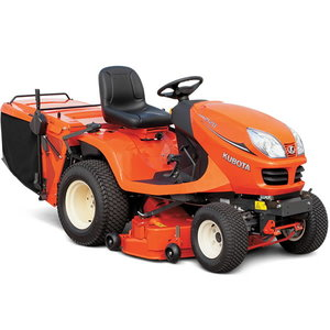Ride On Mower  GR2120-II with snow blade 120cm, Kubota