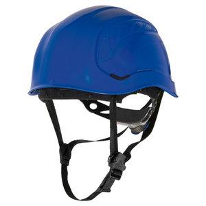 Kaitsekiiver, nupust reguleeritav, sinine GRANITE PEAK, Delta Plus