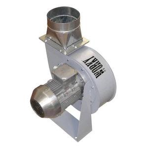 Ventilaator GSA1, 1HP 0,75kW 400V/230V d=160mm, Worky