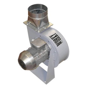 Fan GSA1.5, 1,5HP 1,1kW 400V/230V d=160mm