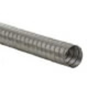 FLEXIBLE ALLUMINIUM PIPE, 1M- EXTENDABLE  UP TO 3M