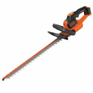 Cordless hedge trimmer GTC18452PCB / 18 V / 45 cm, carcass, Black+Decker