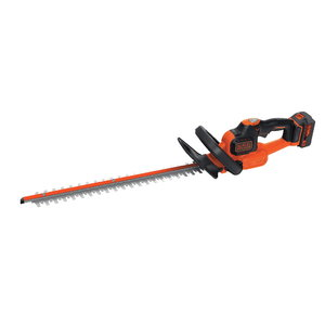Cordless hedge trimmer GTC18504PC / 18 V / 4 Ah / 50 cm / PC, Black+Decker