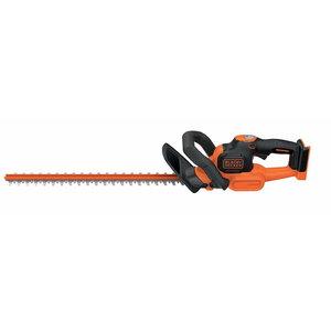 Cordless hedge trimmer GTC36552PCLB / 36 V / 2 Ah / 55 cm, c, Black+Decker