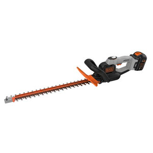 Cordless hedge trimmer GTC5455PC / 54 V / 1,5 Ah / 60 cm, Black+Decker