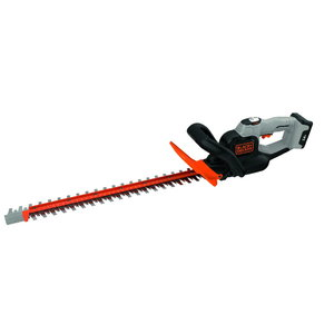 Cordless hedge trimmer GTC5455PC/54V DV/60 cm, CARCASS, Black+Decker